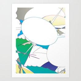 Color #4 Art Print