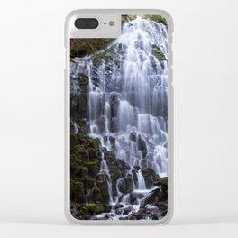 Ramona Falls Clear iPhone Case
