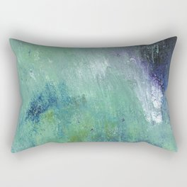 Hidden Depths Rectangular Pillow