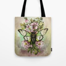 Cicada [The last summer chant]] Tote Bag