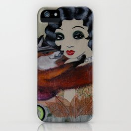 Living the Mr. Charmed Life iPhone Case