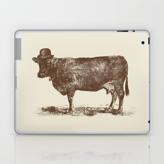 Cow Cow Nuts Laptop & iPad Skin
