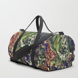 Fire and Ice Duffle Bag