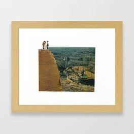 survey Framed Art Print