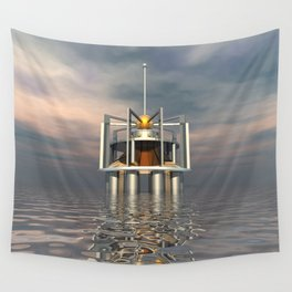 Outpost Wall Tapestry