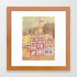 Crystal City 12-10-10a Framed Art Print