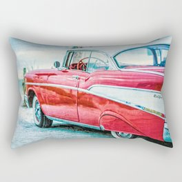 Chevy Bel Air Rectangular Pillow