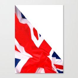 Im British Canvas Print