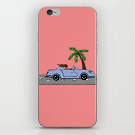 anything iPhone Skin