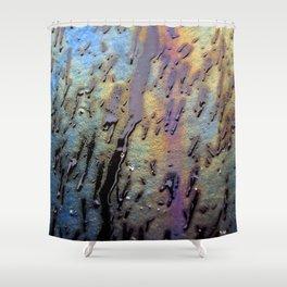 Drips Shower Curtain