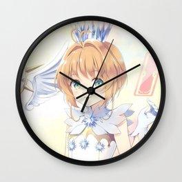 Cardcaptor Sakura - Clear Card : Sakura Kinomoto Wall Clock