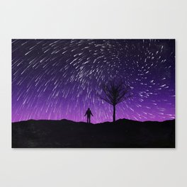 Fall into Me Canvas Print