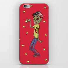 Zombie Watch iPhone & iPod Skin