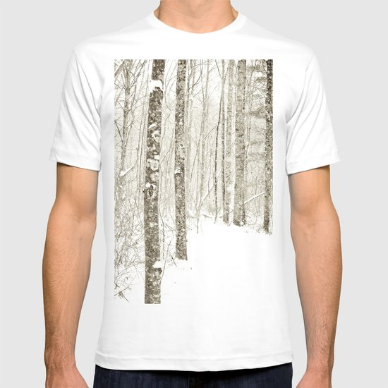 Wintry Mix T-shirt