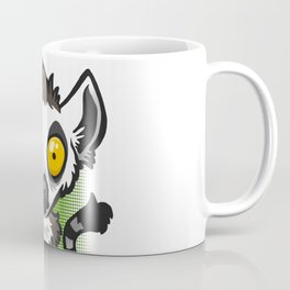 Ring-Tailed Lemur Coffee Mug