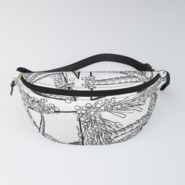 See You Space Puppy ... Fanny Pack