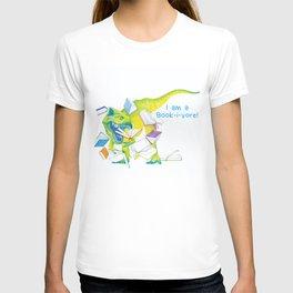 I am a Book-i-vore! T-shirt