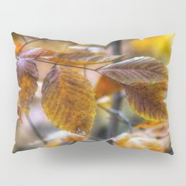 Fall Leaves Pillow Sham