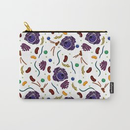 Cell Organelles - Color Carry-All Pouch