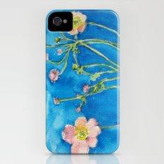 Anemones iPhone (4, 4s) Slim Case