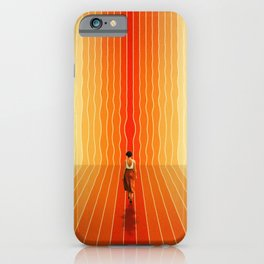 Summer, Here I Come iPhone Case