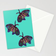 Butterflies gradient  Stationery Cards