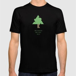 Forest for the rest. Forest to rest. Recycle. vol.2 T-shirt