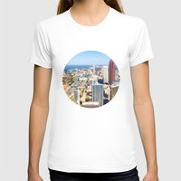 atlanta T-shirts featuring Atlanta Downtown by GF Fine Art Photography