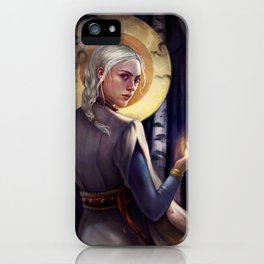 Sun summoner iPhone Case