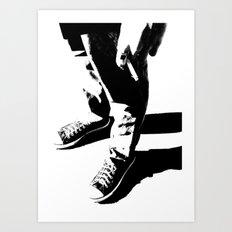 Indie Rock Art Print