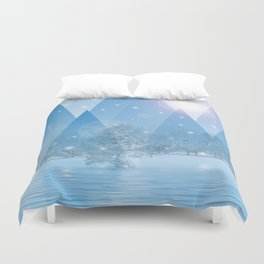 Magic Winter 54 Duvet Cover