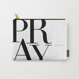 PRAY Carry-All Pouch