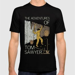 Books Collection: Tom Sawyer T-shirt