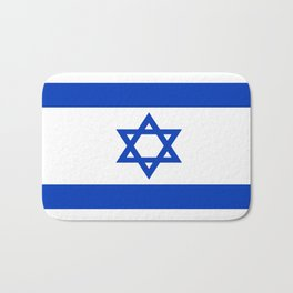 Flag of Israel Bath Mat
