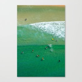 Surfing Day VI Canvas Print