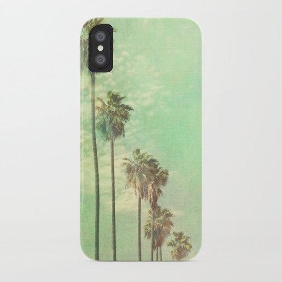 Los Angeles. La La Land photograph iPhone Case