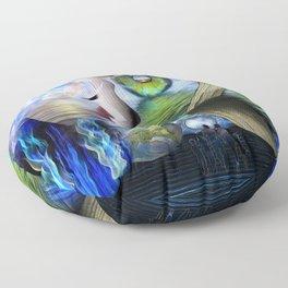 The Language of Light Floor Pillow