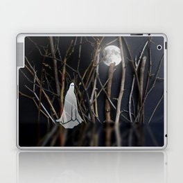 Lonely Ghost Laptop & iPad Skin