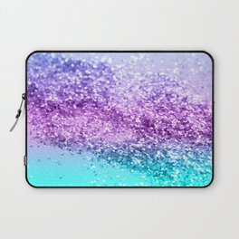 Unicorn Girls Glitter #14 #shiny #decor #art #society6 Laptop Sleeve