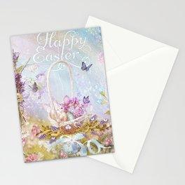 Lavender Easter Stationery Cards