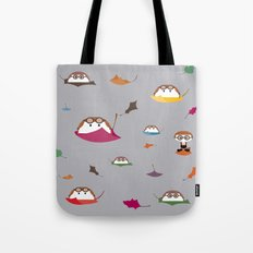 Flying Leaf Tote Bag