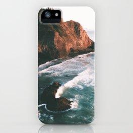 Oregon Coast V iPhone Case