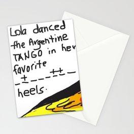 Stilletos Stationery Cards