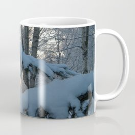 Midwinter Sun Coffee Mug