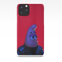Patrick Starboy iPhone Case