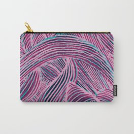 Curly lines II Carry-All Pouch