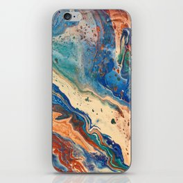 Skate + Conquer iPhone Skin