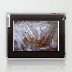 Burning leaf Laptop & iPad Skin