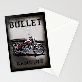 Genuine Bullet Stationery Cards