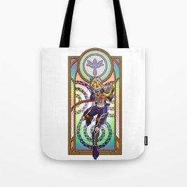 Sage of Time Tote Bag